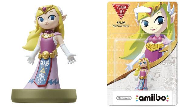 Zelda Wind Waker amiibo