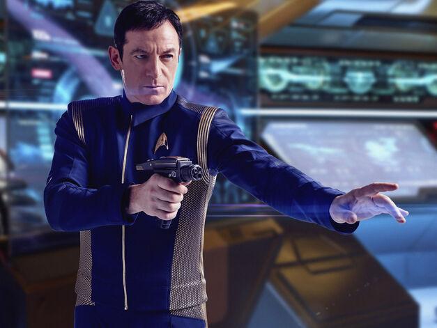 Star Trek: Discovery Lorca