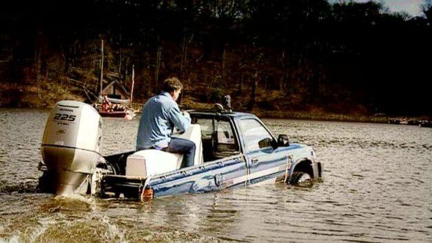 Top Gear Toyota Hilux Jeremy Clarkson Toybota