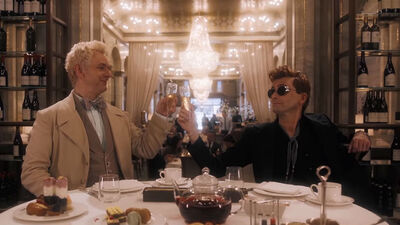 'Good Omens' Characters You Should Get To Know Before Watching