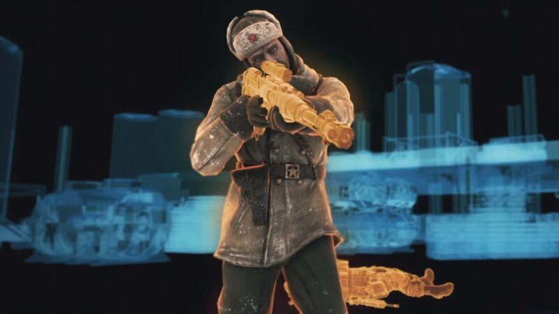 Black Ops 4 sniper co-op campaign