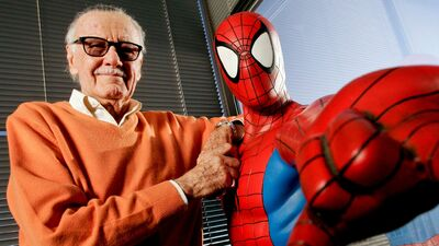 How Stan Lee Helped Me Discover My Inner Superhero