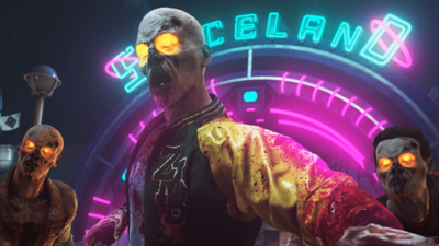 'Call of Duty: Infinite Warfare' Zombies Mode Delights With '80s Nostalgia