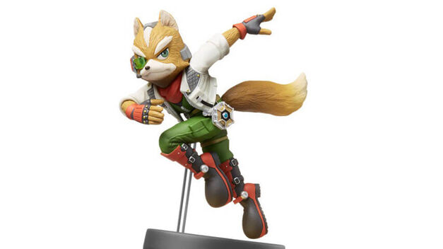 Star-Fox-Amiibo