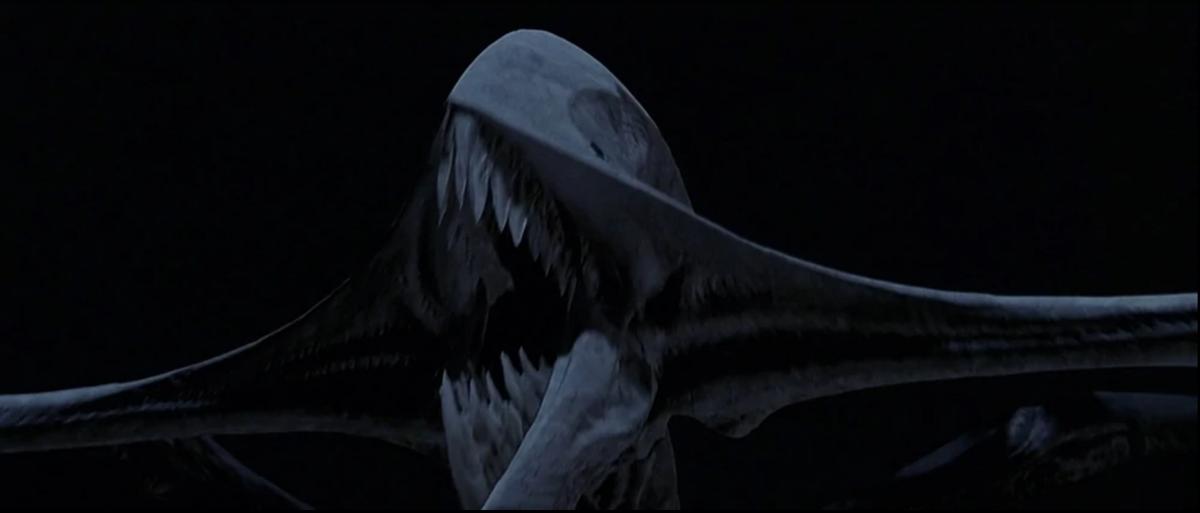 Pitch Black bioraptor
