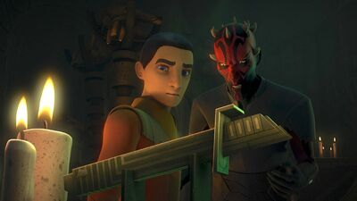 """'Star Wars Rebels' Recap and Reaction: """"Visions and Voices"""""""