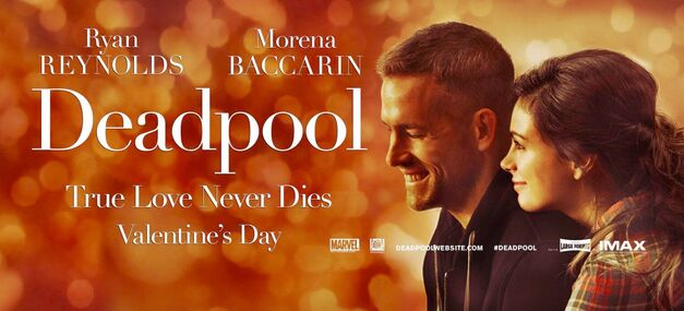 deadpool valentine banner