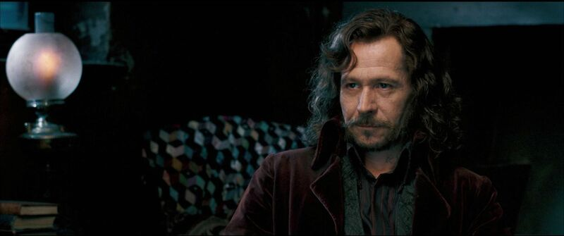 Sirius Black Harry Potter and the Order of the Phoenix