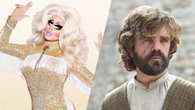 Trixie Mattel Tyrion Lannister