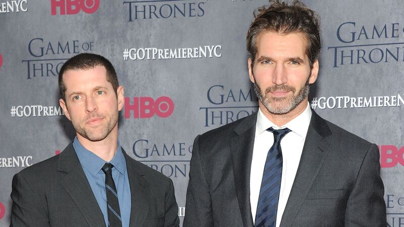 benioff weiss game of thrones