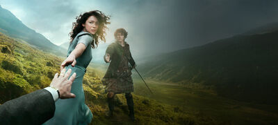 Five Reasons You Should Be Watching 'Outlander'