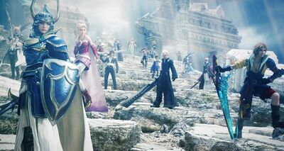 7 Characters We Want to See Next in 'Dissidia Final Fantasy NT'