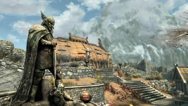 Skyrim Special Edition is upping the ante on graphical remasters.