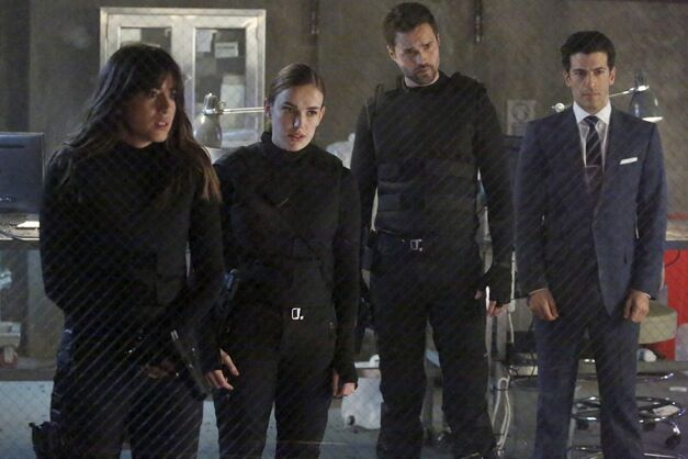 "Agents of SHIELD: ""The Dirty Half Dozen"""