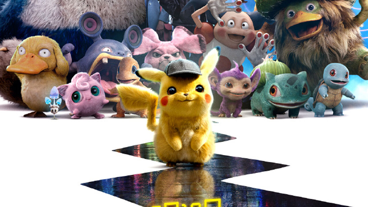Detective Pikachu Will Feature Over 60 Pokemon But Few