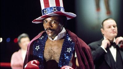 Carl Weathers Wants to Revisit Apollo Creed AND Dillon from 'Predator'
