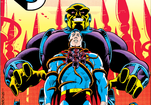 Mongul For the Man Who Has Everything