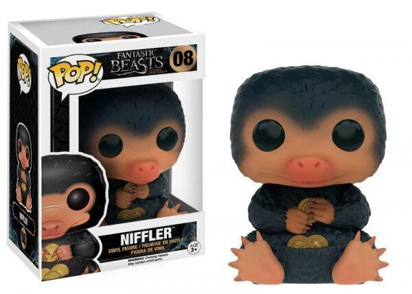 Fantastic Beasts Niffler Funko