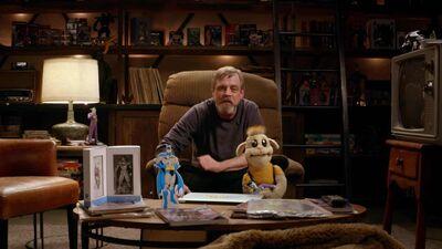 FANDOM Interview: Mark Hamill Talks Comics, Toys, and More