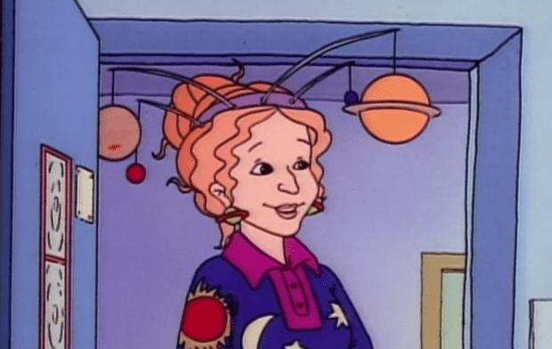 Doctor Who River Song Ms. Frizzle