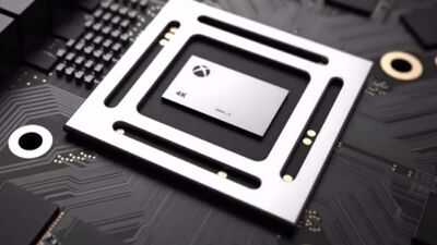 Xbox Project Scorpio Specs Revealed and It's Quite the Upgrade