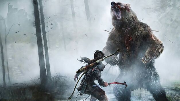 Endurance Mode in Rise of the Tomb Raider