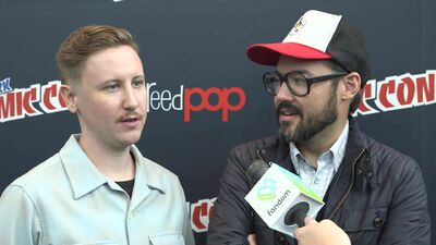 NYCC: 'Son of Zorn' Interview With Johnny Pemberton and Eric Appel