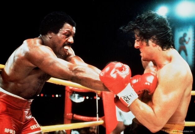 Rocky Apollo Creed