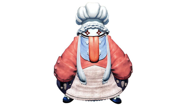 Quina Quen Final Fantasy - Genderless Game Characters
