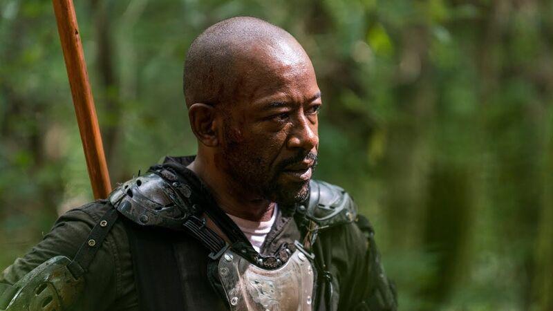 The Walking Dead-Morgan