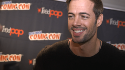 NYCC: William Levy 'Resident Evil' Interview