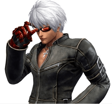 King of Fighters XIV Roster-K-kofxiv