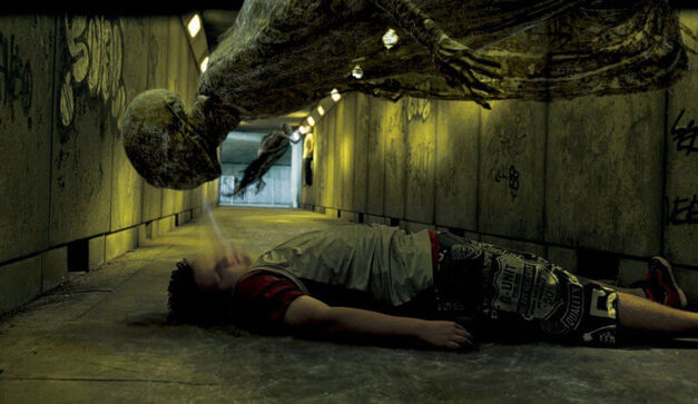 Life Drained from Dudley in Harry Potter