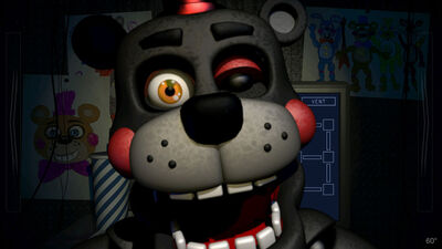 FANDOM Plays Scary Games: 'Freddy Fazbear's Pizzeria Simulator'