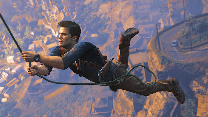 15 Wallpaper Worthy Shots From Uncharted 4 Fandom
