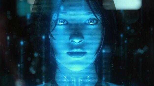 Cortana Halo