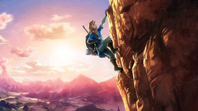'The Legend of Zelda: Breath of the Wild' Wins E3 Game of Show!