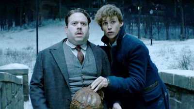 Box Office: 'Fantastic Beasts' Finds the Top Spot