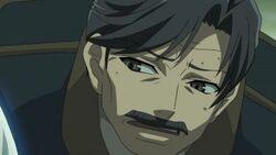 Hakuren's Father
