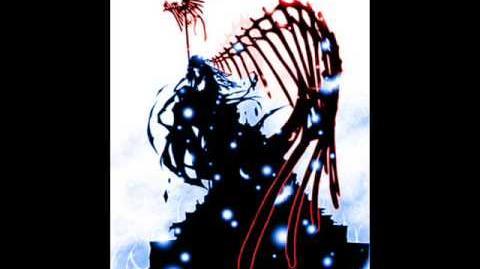 07 Ghost ending song Hitomi no Kotoe by Noria