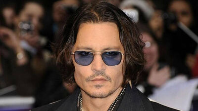 Johnny Depp Is 'The Invisible Man'