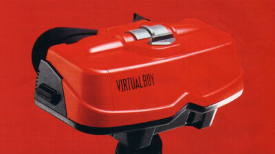 Remembering the 'Virtual Boy'