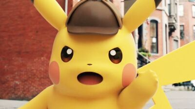 Why the Western Debut of 'Detective Pikachu' Is Such a Big Deal