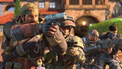 'Call Of Duty: Black Ops 4' Feels Absurdly Polished, But Lacks New Ideas