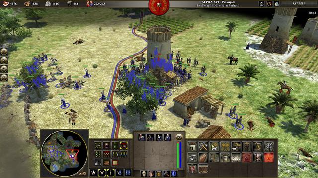 File:0 AD alpha 16 battle screenshot.png