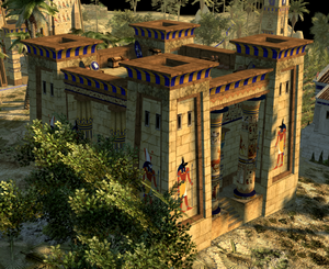 Ptolemaic Fortress