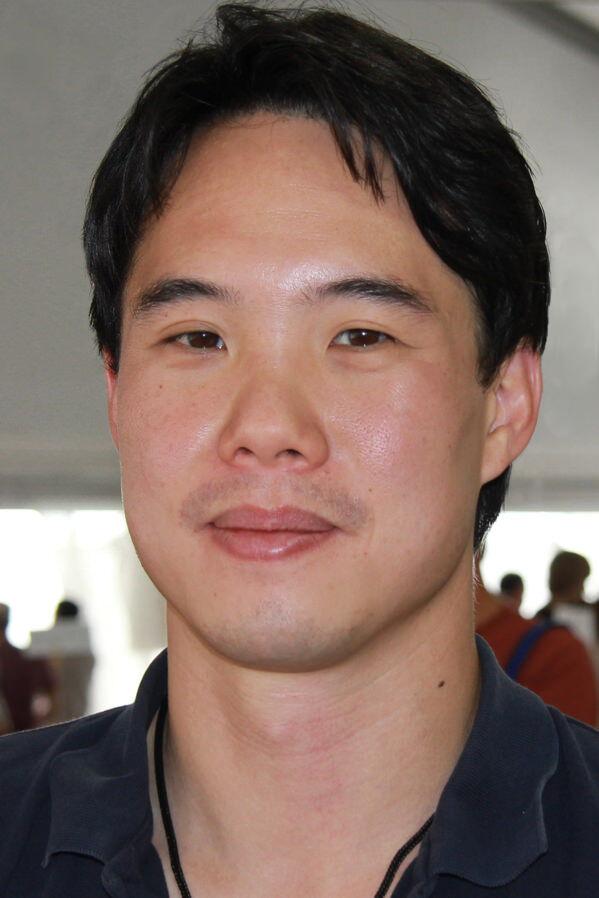 Westworld story editor Charles Yu 2011