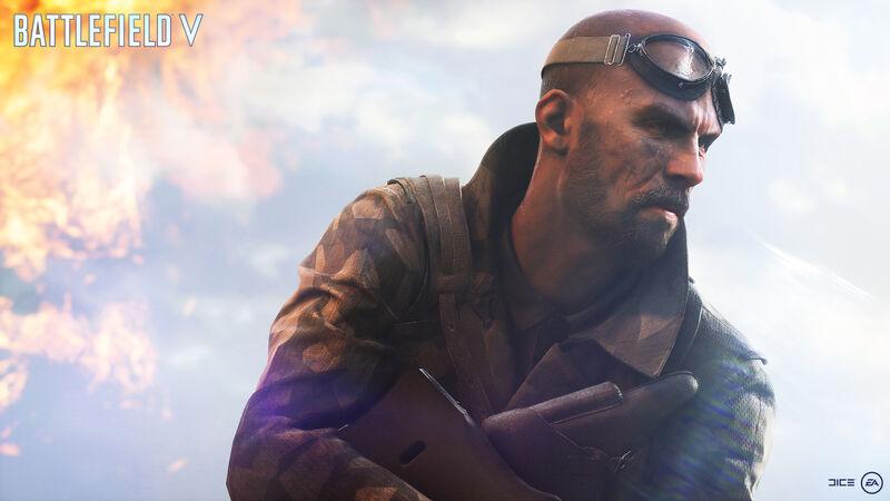 Battlefield V Character customisation