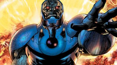 Why the Justice League Should Fear Darkseid and Steppenwolf