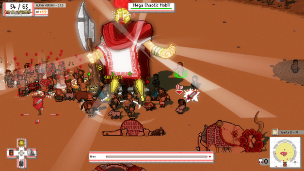 Okhlos - Screen 7